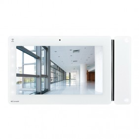 Video intercom Comelit MAXI 7-inch, WI-FI, White VIP 6842W