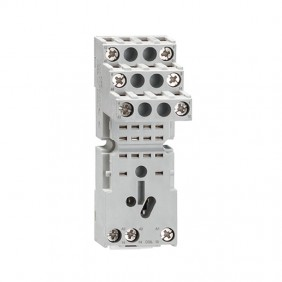 Socket Lovato for all relays 4 exchanges HR6XS41