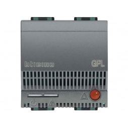 BTICINO LIVING INTERNATIONAL RILEVATORE GAS GPL L4512/12