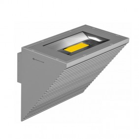 Applique LED Beneito Faure COMET 40W 2700K dimmable IP65 243113-CR2