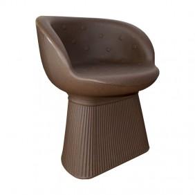 Chaise de Jardin MALLORCA à 60 couleur Bronze MOBMA060ZXNW