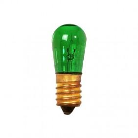 Green light bulb for cordoniera Tecnid 5W 14V TDLL142VE