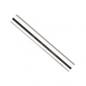 Rake and smooth tube in chrome-plated brass OMP a diameter of 30 CM.30 78.304.5