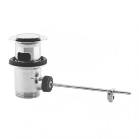 The drain lever saltarello OMP chrome plated brass 1/4 529.160.5