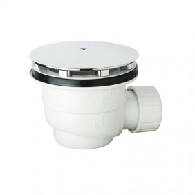 Drain siphoned for shower OMP diameter 90 5261.076.6