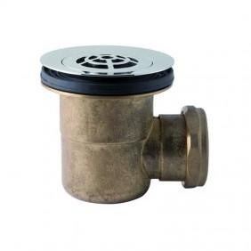 Caja de drenaje con sifón OMP para ducha de diámetro 60 361.069.6