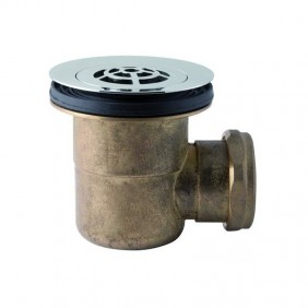 Pozzetto sifonato OMP per piatti doccia diametro 60 361.069.6
