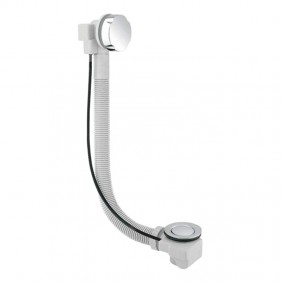 The drain column for bath OMP and PP-wheelbase 580mm 295.660.6