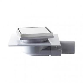 Sifoide sifone OMP TIRANA per doccia con griglia piastrellabile 2665.492.8
