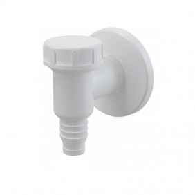 Valve for washing machine (outdoor OMP PP diameter 32 2108.180.5