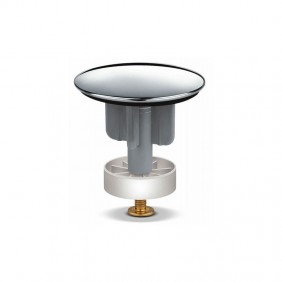 Cap pop up sink OMP brass chrome plated diameter 40 120.360.5