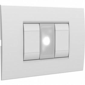 Lamp Emergency Vemer recessed universal VE758300