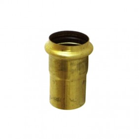 Raccordo OMP con riduzione 40/26 in ottone a saldare e O-ring 101.175.6.0