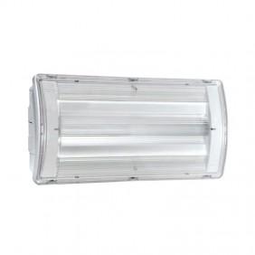 Lámpara de emergencia Menvier Sirios 18W SI 1 hora de autonomía IP42 O-S18