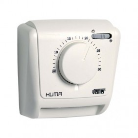 Mechanical thermostat Vemer Klima SW wall-to-membrane gas VE023800