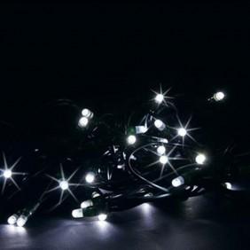 Lucciolone Giocoplast de Navidad 100 LED blanco frío con flash 14309995