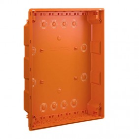 Box, recessed, Bocchiotti switchboards Pablo STYLE 72 Modules B04919