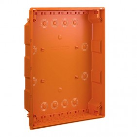Box, recessed, Bocchiotti switchboards Pablo STYLE 54 Forms B04918