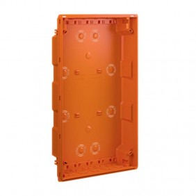 Box, recessed, Bocchiotti switchboards Pablo STYLE 36 Forms B04917