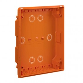 Box, recessed, Bocchiotti switchboards Pablo STYLE 24 Forms B04916
