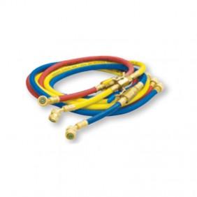 Set of 3 Hoses charging Arnocanali 150cm attacks 1/4 N3FR150