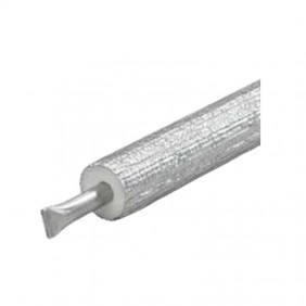 Tube block in aluminum Arnocanali diameter 1/4 meters 50 NTA0114