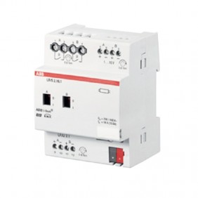 Dimmer universale ABB KNK a 2 canali ED 026 0