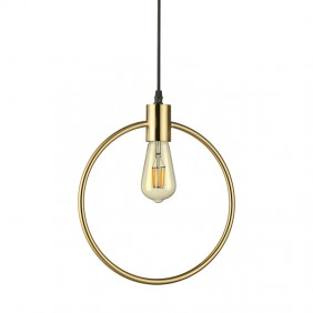 Suspension Ideal Lux ABC SP1 ROUND finished in...