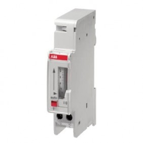 The time switch ABB AT1E-R analog daily with reserve M231215
