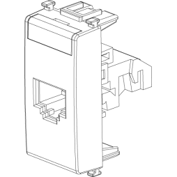 VIMAR PLANA PRESA RJ45 CATEGORIA 5 UTP