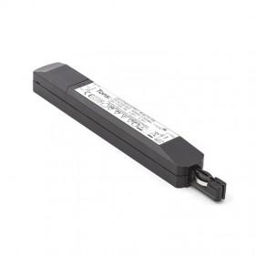 Alimentatore Redo 12W tensione 12V per binario proiettori MICRO MC01T12 BK