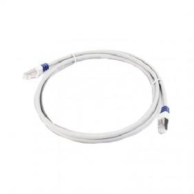 Cable cable prearmado Fanton FTP CAT6A de 2 Metros Gris 23577