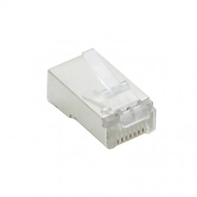 Plug PLUG CAT6 UTP 8/8 RJ45 non-shielded 23727
