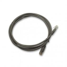 Cable cable prearmado Fanton UTP CAT5E cable de 1 Metro Gris 23501