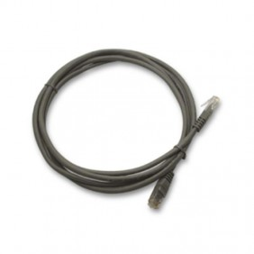Cable Patchcord Fanton UTP CAT5E cable 1 Meter Grey 23501