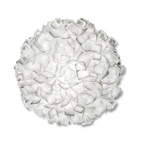 Wall lamp Slamp CLIZIA CEILING-WALL LARGE White CLI78PLF0003W000