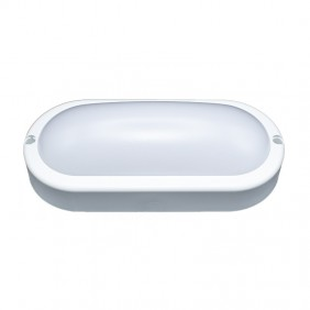 Ceiling light Led we can provide and advise MARTHA 15W 4200K White Oval 400919B