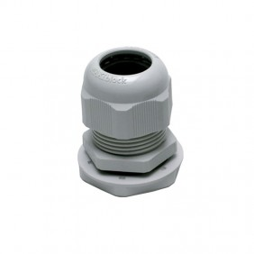 Cable gland December with lock-nut PG9 IP68 1900.09/X