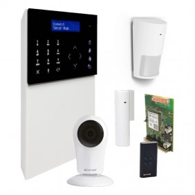 kit intrusion detection wireless Comelit SECUR HUB 3G KSW3231L