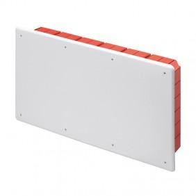 Boîte de dérivation encastrée, Gewiss PT11 516X294X80mm GW48011