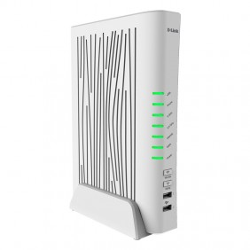 Modem D-Link Router with VoIP the VDSL/ADSL Wifi FTTH 870 DVA-5593