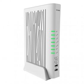 Modem Router D-Link VoIP VDSL/ADSL Wifi FTTH 870 DVA-5593
