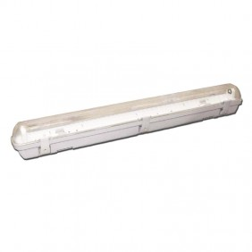 Ceiling light weatherproof blank we can provide and advise 60cm for 1 tube T8 LED 400755-18LED