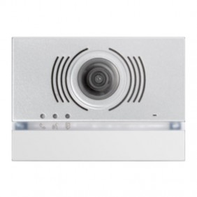 Frontalino Urmet Alpha per modulo audio/video Bianco 1168/140W