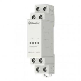 Relay call Finder 12V AC 1 DC module 131200120000