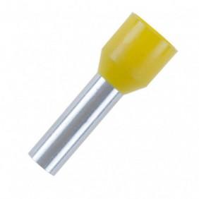 Tubetto Bm a boccola 70mmq Giallo confezione 50 pezzi 00519