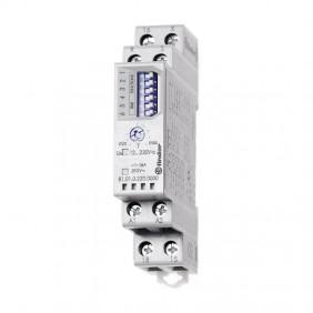 Minuterie Finder, multifonction, modulaire 12-230V 810102300000