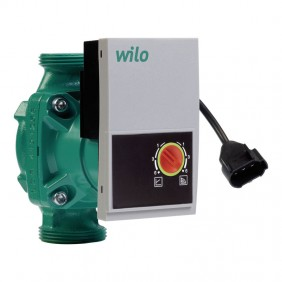 Circulator Wilo REPLACEMENT PICO-I 15/1-6-130 with wet rotor 4198188