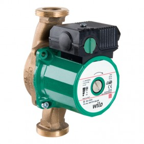 Circulation pump Wilo STAR-Z 25/6 EM for domestic hot water 4047573