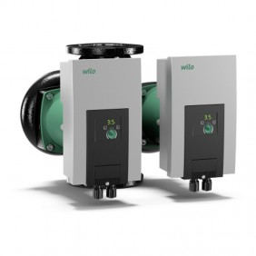 Circolatore doppio Wilo YONOS MAXO-D 50/0,5-9 con rotatore bagnato 2120667